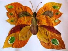 30 Adorable Colorful Dry Leaves Crafts for Your Autumn Home Decoration 30 adorable colorful dry leaf Fall Crafts For Kids, Toddler Crafts, Diy For Kids, Kids Crafts, Arts And Crafts, Autumn Art Ideas For Kids, Autumn Activities, Craft Activities, Children Activities