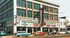 28 Dealership Buildings Ideas Dealership Car Dealership Old Gas Stations