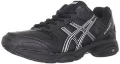 ASICS Womens GELPrecision TR Women's Fitness and Cross-Training ShoesTraining ShoeBlackBlackSilver9 M US -- You can get more details by clicking on the image.