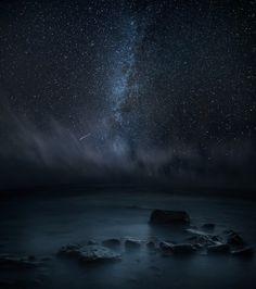 Cielos nocturnos de Finlandia