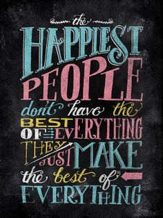 THE HAPPIEST PEOPLE by Matthew Taylor Wilson inspirational quote word art print motivational poster black white motivationmonday minimalist shabby chic fashion inspo typographic wall decor Daily Quotes, Great Quotes, Quotes To Live By, Me Quotes, Motivational Quotes, Inspirational Quotes, Quotable Quotes, Wisdom Quotes, Quirky Quotes