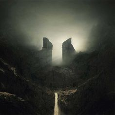 Unworldly photography by Michal Karcz - Lost At E Minor: For creative people