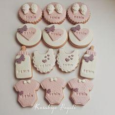 Bebek doğum kurabiyeleri