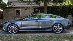 BBC - Autos - Audi RS 7: Luxurious brutality