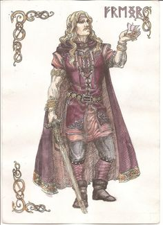Freyr by Righon on deviantART