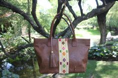 bagsvintage leather  leather bags Valentines day by LaLaushop