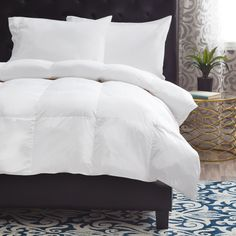 European Heritage Everest Down Alternative Oversize All-Season Comforter