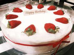 Happy birthday cake from me!