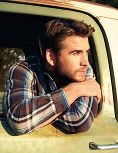 http://www.bkgfactory.com/category/Garbage-Can/ Liam Hemsworth by Eric Michael Roy for #legend