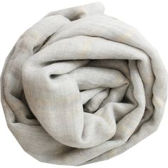 Brunello Cucinelli Lurex Cashmere Scarf (5 215 PLN) ❤ liked on Polyvore featuring accessories, scarves, fillers, striped scarves, cashmere scarves, cashmere shawl, brunello cucinelli and sheer shawl