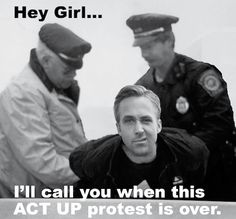 A Meme of Our Own: Ryan Gosling as Peter Staley