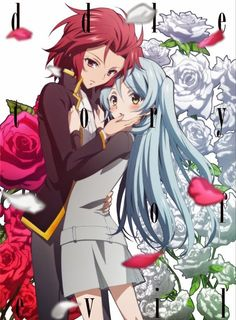 Akuma no Riddle (Riddle Story of Devil) Anime Girlxgirl, Yuri Anime, All Anime, Riddle Story Of Devil, Akuma No Riddle, Blue Exorcist, Anime Artwork, Riddles, Anime Characters