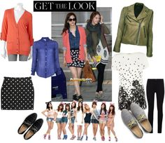 Get Seohyun and Yoona Airport Fashion