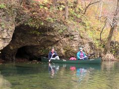 Best rivers to canoe camp... Current River, Missouri