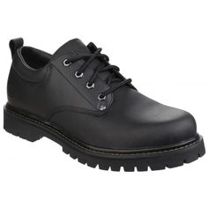 Tom Cats Lace Up Black