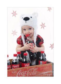 Crochet Polar Bear Hat Custom Made Any Size by LittleFrillsDesigns, $22.00