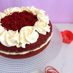 La Mejor Torta Red Velvet