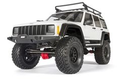 Axial 1/10 SCX10 II 2000 Jeep Cherokee 4WD Kit