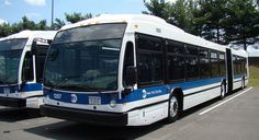 MTA 1287 Nova Bus, via Flickr.