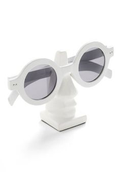 Nose for Style Glasses Stand, #ModCloth // for my night table, for my glasses