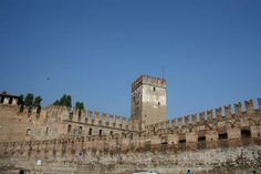 Castelvecchio, Verona, Italia.
