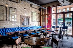 The Fire Station Waterloo - Restaurant - London, Burger or Pizza