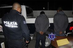 Detienen a dos jóvenes de 21 y 22 años en Juárez tras despojar a transeúnte de pertenencias amenazándolo con cuchillo   El Puntero