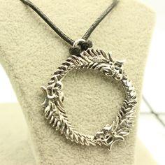 Skyrim Personality Dragon Necklace