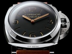 The Panerai PAM 372...my husband would love this!!