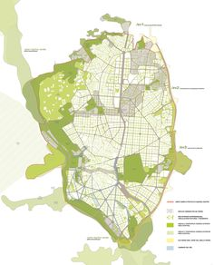 A Strategic Vision for the Center of Dense Cities: Madrid as a Case Study