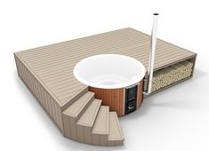 Sauna House, Tub Enclosures, Summer House Garden, Hot Tub Backyard, Back Garden Design, Outdoor Pool, Outdoor Gardens, Patio Kitchen, Fire Pit Seating