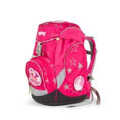 """Mit den verwunschenen Prinzessinnen-Kletties ist dieser ergobag pack der passende Begleiter für """"pink-begeisterte"""" Schulkinder ab der 1. Klasse."""