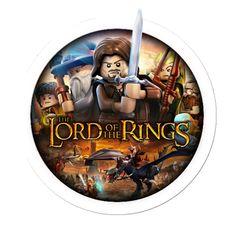 LEGO Lord of the Ring by RaVVeNN.deviantart.com on @DeviantArt