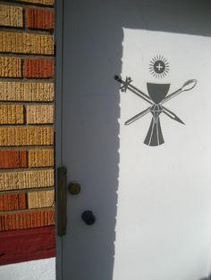 Ordo Templi Orientis door -- Portland, Oregon