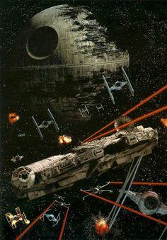 Battle of Endor #starwars