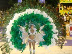 Paraguayan Carnival; Encarnación - Paraguay