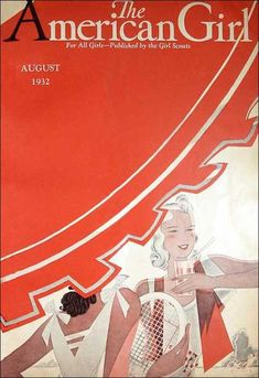 American Girl - 8/1932