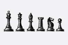 chess drawing - Pesquisa Google