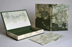 JADE BOOKBINDING STUDIO : The Eve of St. Agnes