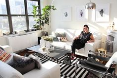 Style At Home: Pamela Castillo Of Market Publique | theglitterguide.com