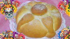 Pan de Muerto (sin muerto) VEGAN /sin leche/sin mantequilla/sin huevo Mexican Celebrations, Spanish Food, Vegan Baking, Donuts, Bread, Recipes, 3, Foodies, Youtube