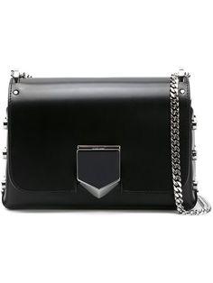 bfb145531b Jimmy Choo Petite  Lockett  Shoulder Bag - Farfetch