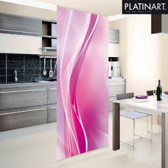 Room Divider - Pink