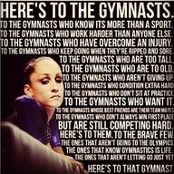it's a gymnast thing | gymnastics #gymnastics quotes #gymnasts