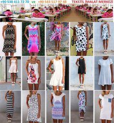 SUMMER SEASON WOMEN CLOTHING MNAUFACTURER FIRMS - textile manufacturers CONTACT US : +90 538 411 72 70