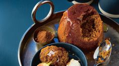 Nutmeg Treacle Pudding - SuperValu Dried Figs, Fresh Figs, Thing 1, Golden Syrup, Salted Butter, Serving Dishes, Cooking Time