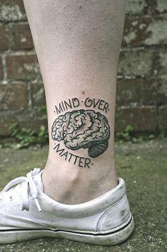 Illustration art fashion tattoos tattoo inspirational brain inspirational quotes…