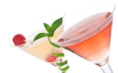 Epicure's Red Pepper Daïquiri - Make it a Martini by swapping in Vodka for the rum, SO TASTY!!!