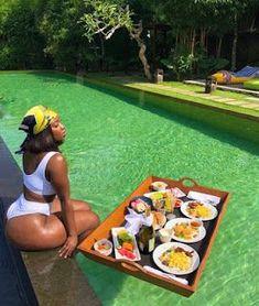 Photography of beautiful black women, melanin perfected women natural black women pretty pics most beautiful black women adorable. Summer Vibes, Summer Breeze, Summer Beach, Vrod Harley, Bougie Black Girl, Modelos Plus Size, Black Luxury, Looks Black, Pretty Black