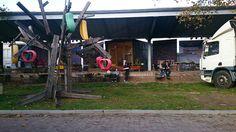 Arrival at Strijp R, Eindhoven
